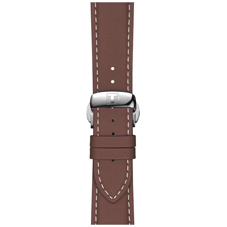 Tissot T127.407.16.031.00 zegarek męski Gentleman