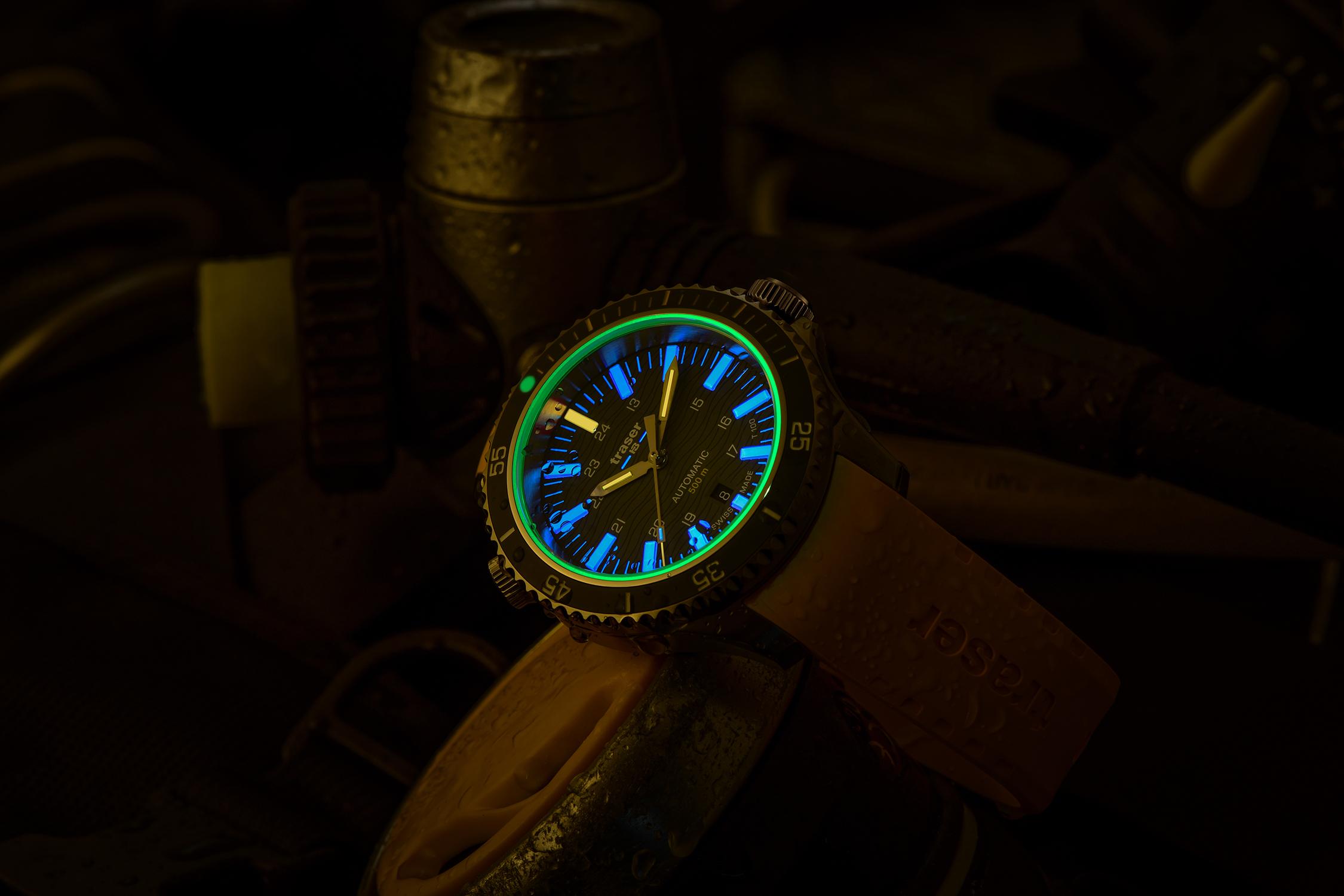 zegarek TS-110331 srebrny P67 SuperSub