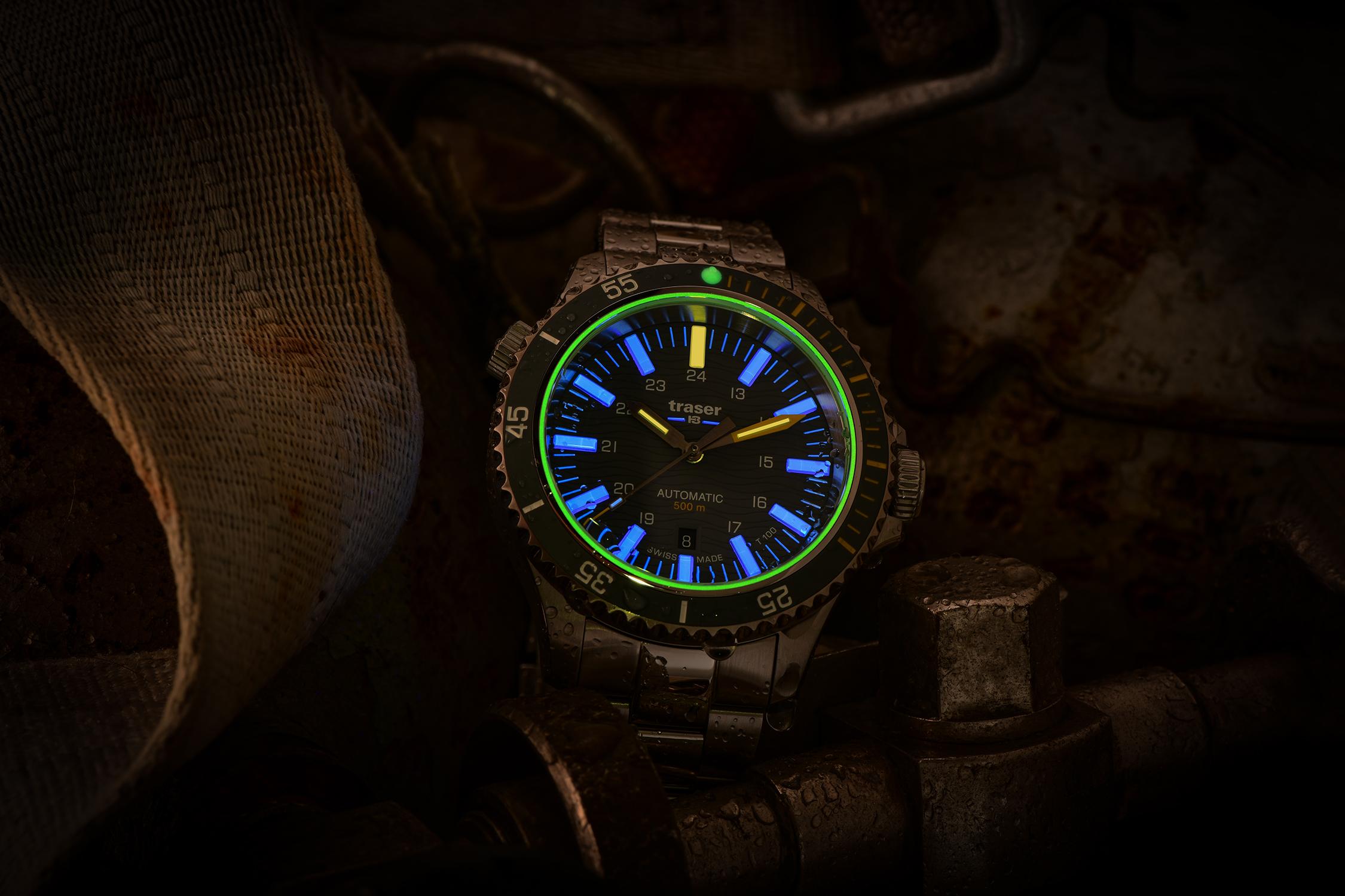 zegarek TS-110332 srebrny P67 SuperSub