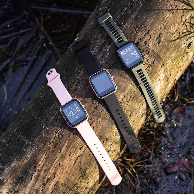 zegarek Vector Smart VCTR-31-01RG-S3BP 42mm Różowy damski damski z termometr Smartwatch