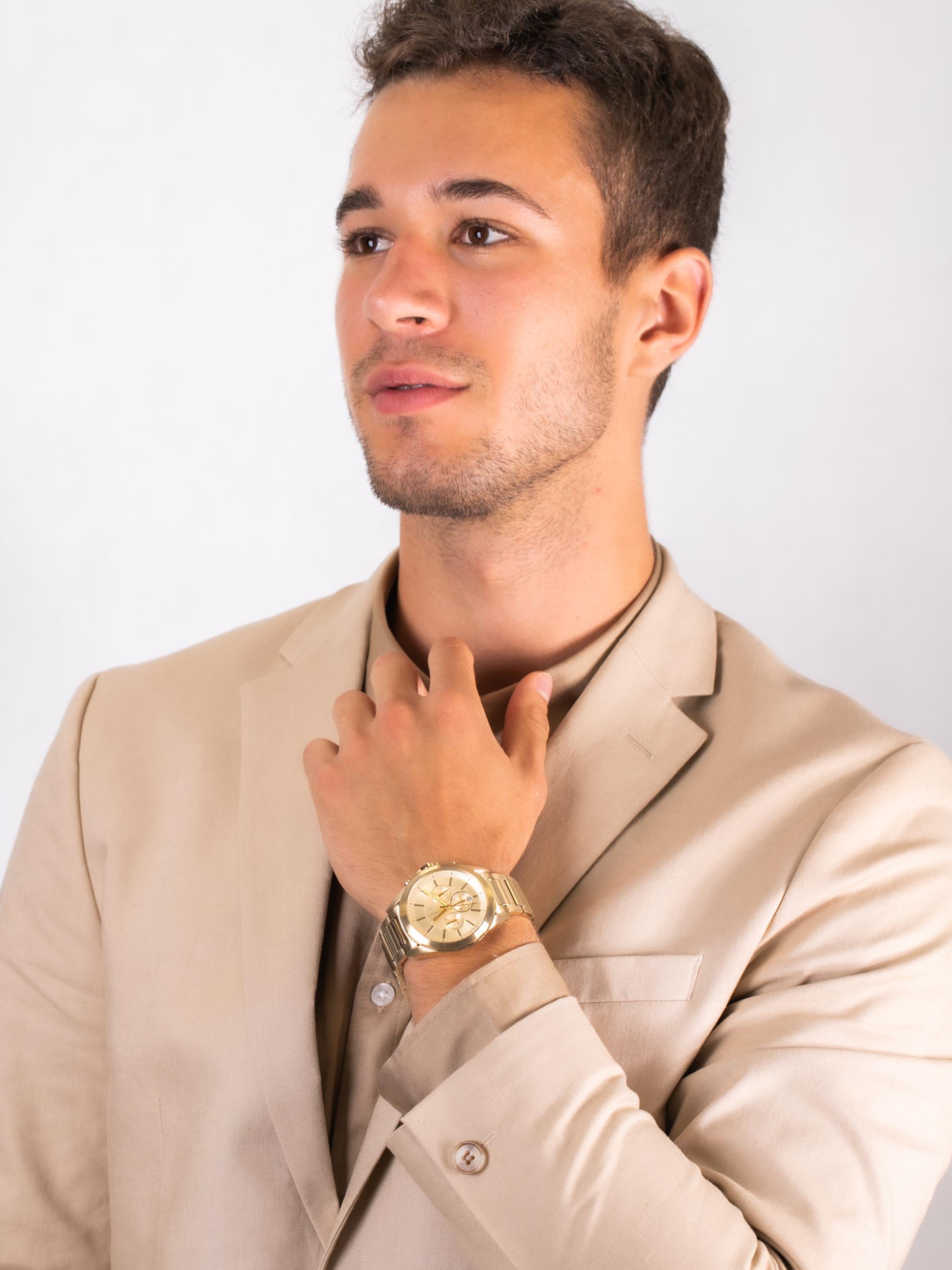 Armani Exchange AX2602 zegarek męski Fashion