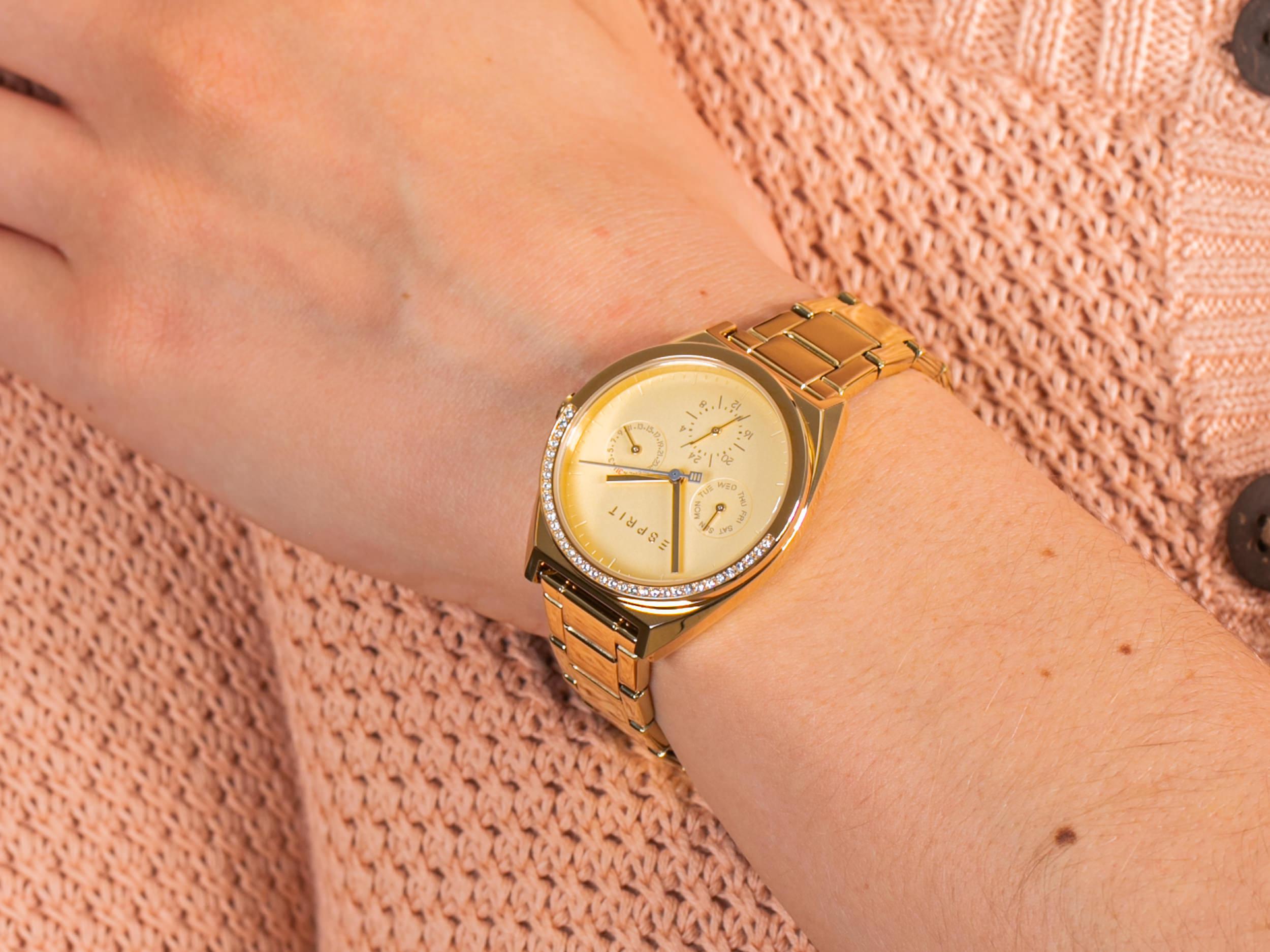 Esprit ES1L099M0065 zegarek klasyczny Damskie