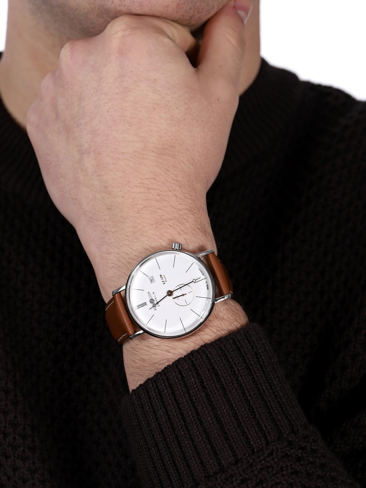 Zeppelin 7138-4 Rome zegarek klasyczny Rome