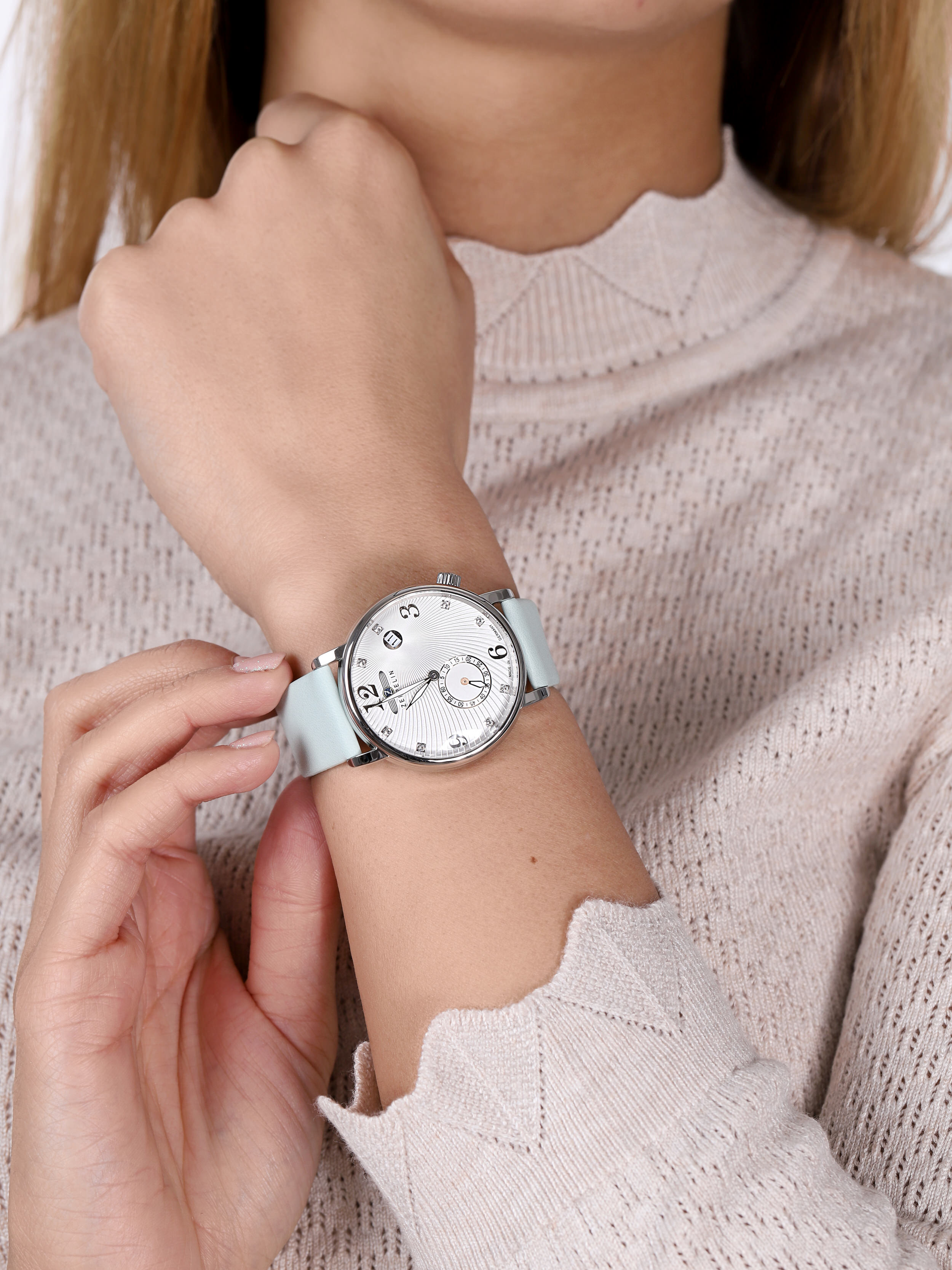 Zeppelin 7631-1 Luna Quarz zegarek klasyczny Luna