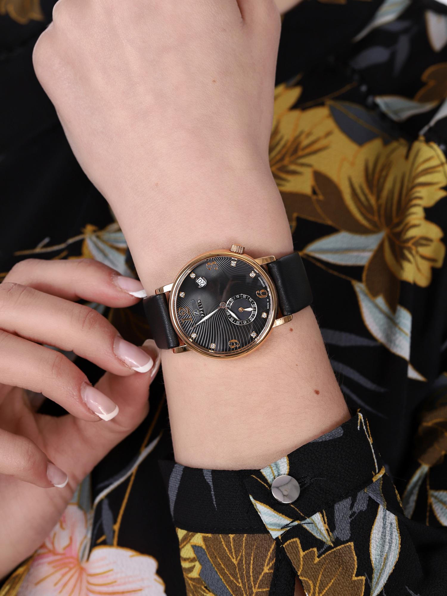 Zeppelin 7633-2 Luna Quarz zegarek klasyczny Luna