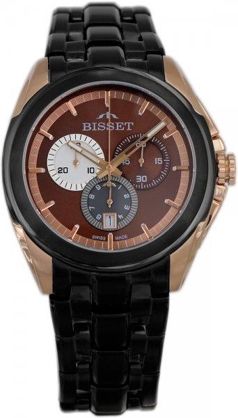 Zegarek Bisset BSDD99TIYS10AX - duże 1