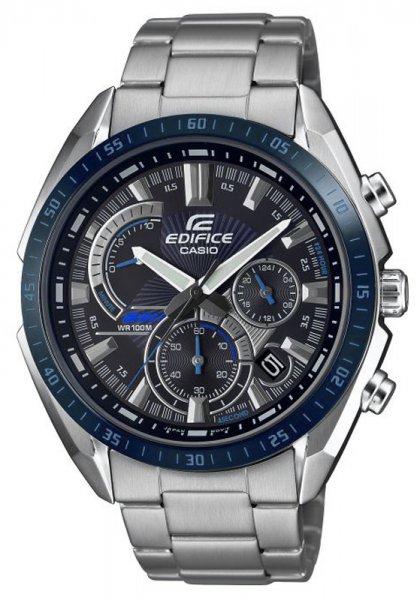 Zegarek Casio EDIFICE EFR-570DB-1BVUEF - duże 1