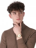Adriatica A1274.1121QF Multifunction zegarek klasyczny Bransoleta