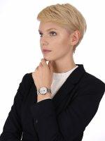 Adriatica A3174.5113QF Bransoleta Moonphase zegarek damski klasyczny szafirowe