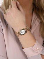 Adriatica A3638.1173Q zegarek złoty klasyczny Bransoleta bransoleta