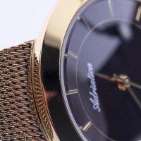 Adriatica A3645.111GQ-POWYSTAWOWY damski zegarek Bransoleta bransoleta