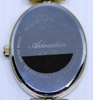 Adriatica A3747.1111Q-POWYSTAWOWY zegarek damski Bransoleta