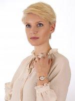 Adriatica A3758.112FQ zegarek złoty klasyczny Bransoleta bransoleta