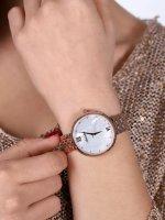 Adriatica A3760.918ZQ zegarek różowe złoto klasyczny Bransoleta bransoleta