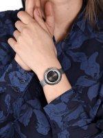 Adriatica A3771.5146QZ zegarek srebrny elegancki Bransoleta bransoleta