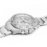 Adriatica A8158.4117CH zegarek męski Tytanowe