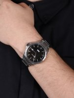 Adriatica A8321.5114Q zegarek srebrny klasyczny Bransoleta bransoleta