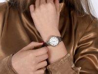 Anne Klein AK-2157SVBN damski zegarek Pasek pasek