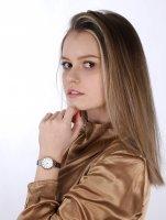 Anne Klein AK-2157SVBN zegarek damski Pasek
