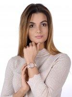 Anne Klein AK-2176RGLP zegarek fashion/modowy Bransoleta