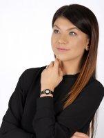 Anne Klein AK-2178BKGB zegarek damski Bransoleta