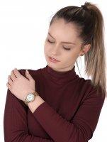 Anne Klein AK-2722MPGB zegarek damski Bransoleta