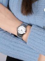 Anne Klein AK-2907SVSV damski zegarek Bransoleta bransoleta
