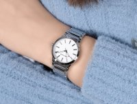 Anne Klein AK-2907SVSV zegarek damski Bransoleta