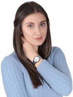 Anne Klein AK-2907SVSV zegarek klasyczny Bransoleta
