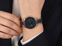 Anne Klein AK-3214NVRG damski zegarek Bransoleta bransoleta
