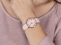 Anne Klein AK-3718LPRG zegarek klasyczny Bransoleta