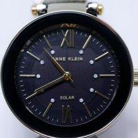 Anne Klein AK-3844BKGB-POWYSTAWOWY zegarek damski Bransoleta