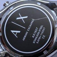 Armani Exchange AX1607-POWYSTAWOWY zegarek męski Fashion