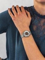 automatyczny Zegarek damski Fossil Tailor TAILOR ME3166 - duże 5