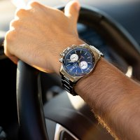 automatyczny Zegarek męski  Engineer Hydrocarbon Racer Chronograph CM2198C-S1CJ-BK - duże 8