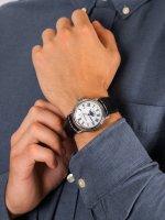 automatyczny Zegarek męski Aerowatch 1942 1942 MOON PHASES 77983-AA01 - duże 5