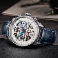 automatyczny Zegarek męski Aerowatch Les Grandes Classiques 61989-AA04-SQ - duże 6