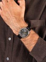 Atlantic 51752.41.65G męski zegarek Worldmaster pasek