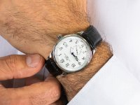 automatyczny Zegarek męski Ball Trainmaster Standard Time NM3888D-LL1CJ-WH - duże 6