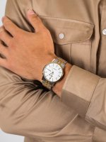 Bulova 98C130 męski zegarek Classic bransoleta