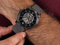 automatyczny Zegarek męski Fossil Neutra NEUTRA AUTOMATIC ME3185 - duże 6
