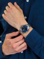 automatyczny Zegarek męski Orient Classic Bambino II Automatic RA-AC0007L10B - duże 5