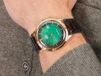 automatyczny Zegarek męski Orient Classic Bambino Version 4 Classic Automatic FAC08002F0 - duże 6