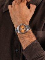 automatyczny Zegarek męski Orient Contemporary FEU00002PW - duże 5