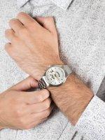 automatyczny Zegarek męski Orient Contemporary FEU00002WW - duże 5