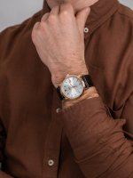 Orient FER27003W0 męski zegarek Contemporary pasek