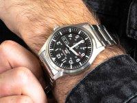 automatyczny Zegarek męski Seiko Automatic 5 Sports Automatic 100m SNZG13K1 - duże 6