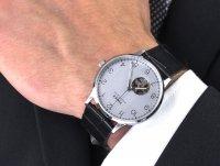 automatyczny Zegarek męski Timex Waterbury TW2U11500 - duże 6