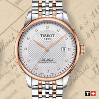 zegarek Tissot T006.407.22.036.01 automatyczny męski Le Locle LE LOCLE POWERMATIC 80