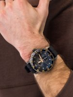 Vostok Europe YN84-597D541 męski zegarek Expedition Everest Underground pasek